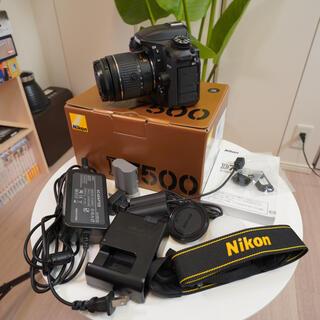 Nikon - 動画撮影セット!Nikon D7500 + 動画撮影用レンズ + おまけ
