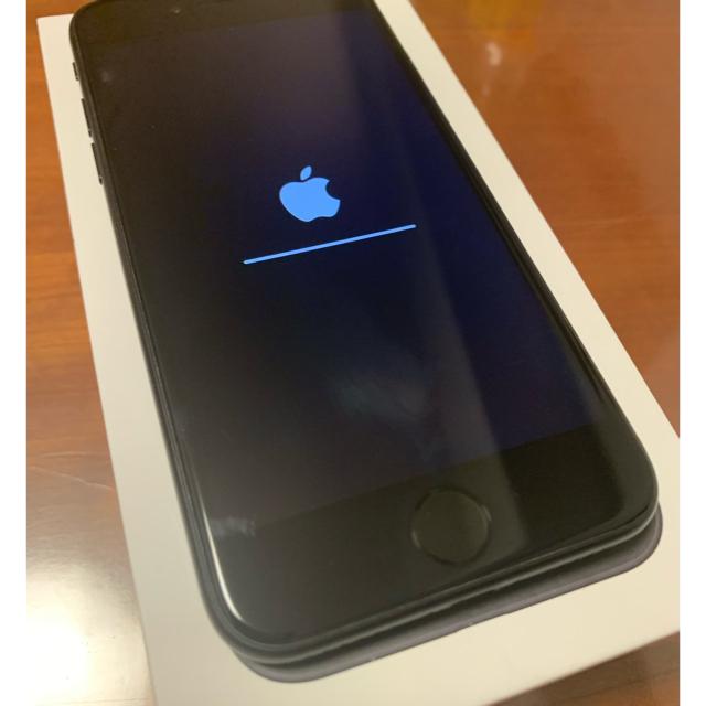 iPhone(アイフォーン)の少しなら値下げ可!iPhone7  32GB  BLACK  中古 綺麗です スマホ/家電/カメラのスマートフォン/携帯電話(スマートフォン本体)の商品写真