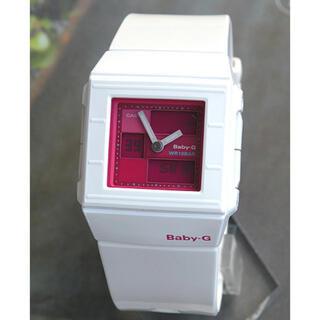 ベビージー(Baby-G)のCASIO baby-G レディース 腕時計(腕時計)