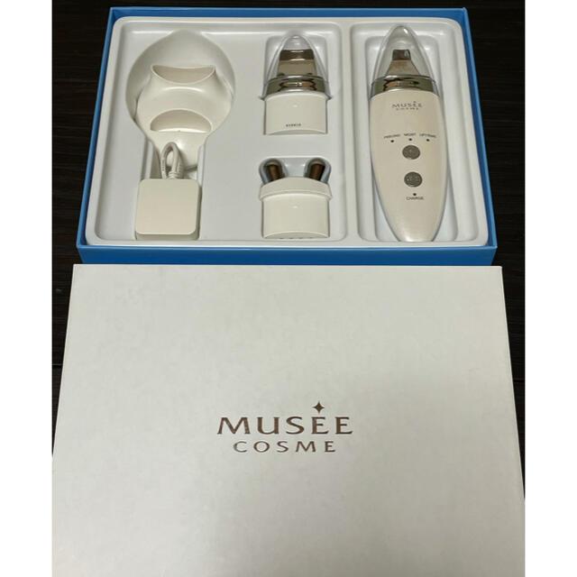 FROMFIRST Musee(フロムファーストミュゼ)のミュゼ MCダブルピーリングプロリフトケアPLUS MY-12   スマホ/家電/カメラの美容/健康(フェイスケア/美顔器)の商品写真
