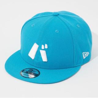 NEW ERA - バ 9FIFTY CAP(BLUE)バ帽 バナナマン bananaman