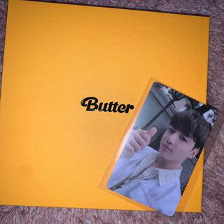 防弾少年団(BTS) - Butter ラキドロ グク パワステ