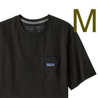 patagonia - パタゴニア P-6 ラベル ポケット レスポンシビリティー 新品 M ブラック