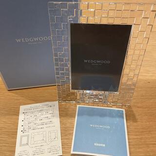 WEDGWOOD - WEDGWOOD クリスタルフォトフレーム ナイト&デイ【新品未使用】
