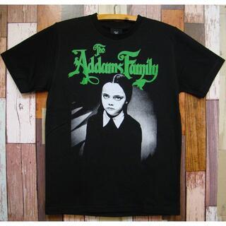L★新品アダムス・ファミリー【Addams Family】プリントTシャツ