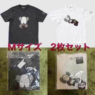 UNIQLO - UNIQLO KAWS Tシャツ 2枚セット