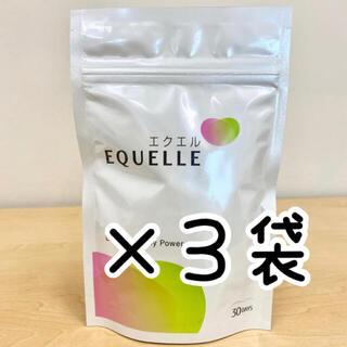 オオツカセイヤク(大塚製薬)のエクエル 3袋(その他)