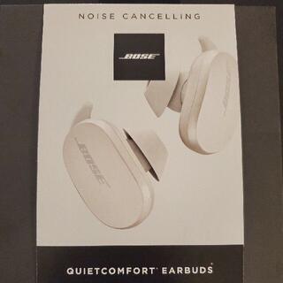 ボーズ(BOSE)の【タロー様専用】 BOSE QuietComfort Earbuds(ヘッドフォン/イヤフォン)