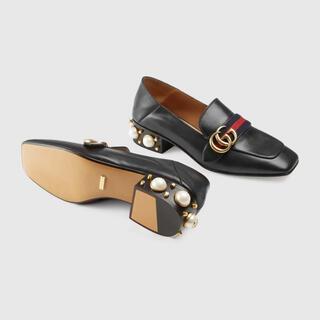 グッチ(Gucci)のGUCCI(ローファー/革靴)