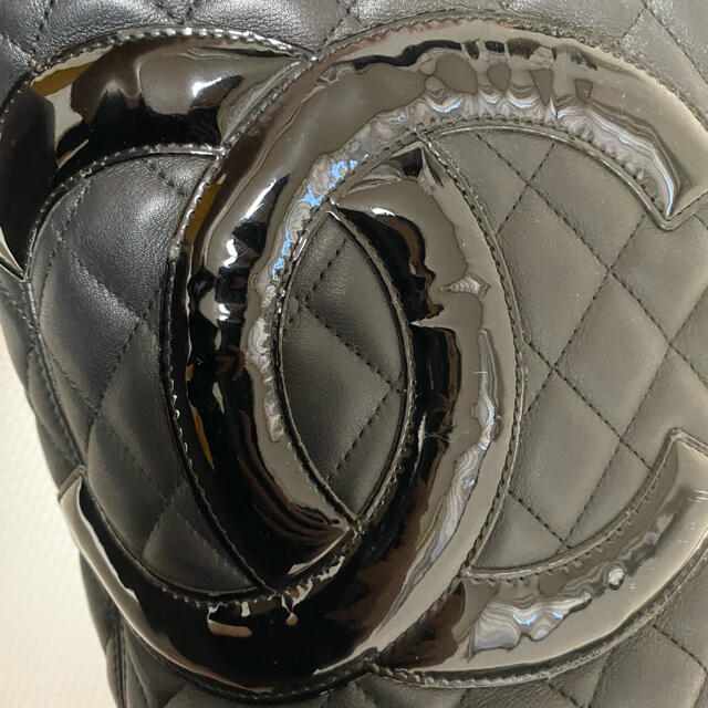 CHANEL(シャネル)のシャネルカンボンラインバッグ レディースのバッグ(トートバッグ)の商品写真