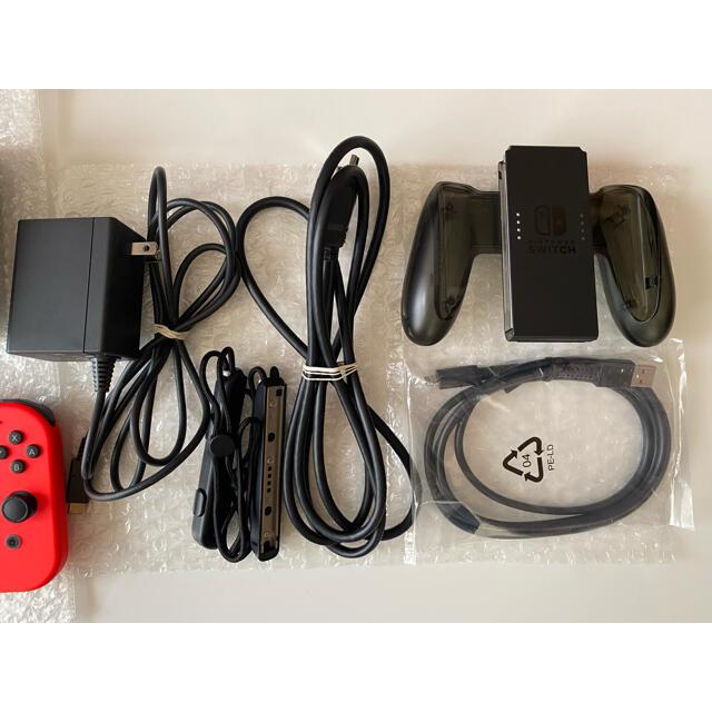 Nintendo Switch(ニンテンドースイッチ)のニンテンドースウィッチ エンタメ/ホビーのゲームソフト/ゲーム機本体(家庭用ゲームソフト)の商品写真