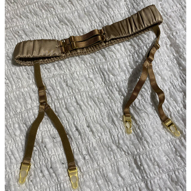 EDIT.FOR LULU(エディットフォールル)のmaimia ガーターサスペンダー レディースのファッション小物(ベルト)の商品写真