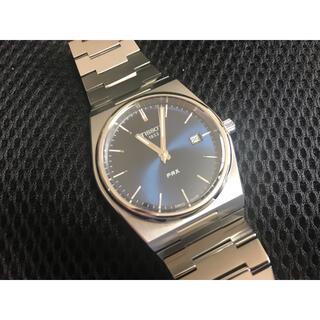 TISSOT - ☆極上 ティソ TISSOT 腕時計 PRX クォーツ ブルー☆