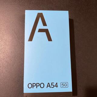 オッポ a54 5G