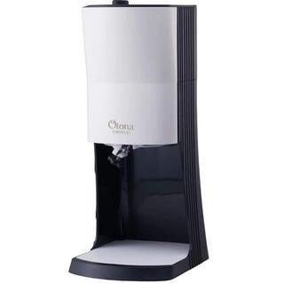 ドウシシャ(ドウシシャ)の【新品】電動かき氷機 ふわふわかき氷 2021年モデル(調理道具/製菓道具)