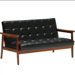 カリモクカグ(カリモク家具)のカリモク  2シーター 1シーター ダイニングセット (二人掛けソファ)