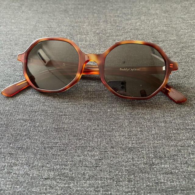 1LDK SELECT(ワンエルディーケーセレクト)のBuddy Optical サングラス メンズのファッション小物(サングラス/メガネ)の商品写真