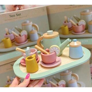 ボーネルンド(BorneLund)のLITTLE DUTCH リトルダッチ ティーセット Tea set おままごと(知育玩具)