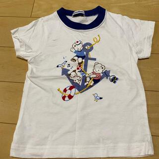 familiar - familiar ティシャツ