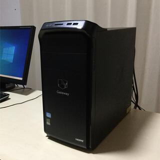ゲーミングPC/Windows10/GTX970/SSD240GB/HDD1TB