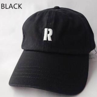 ロンハーマン(Ron Herman)の【新品】ロンハーマンRon herman ロゴキャップ 人気ブラック(キャップ)