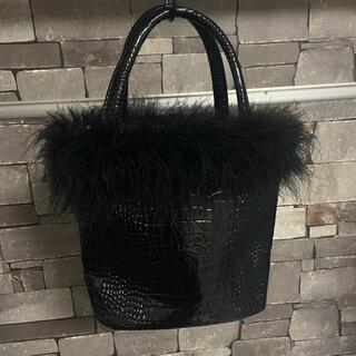 the Virgins* croco vanity bag クロコバニティ