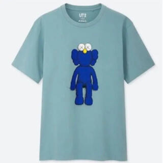 UNIQLO - 【新品未使用】UNIQLO×KAWSコラボTシャツ XL ユニクロカウズ