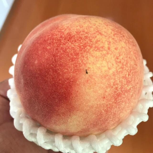 桃 あらかわの桃®︎ 和歌山産 訳あり 大玉13玉 食品/飲料/酒の食品(フルーツ)の商品写真