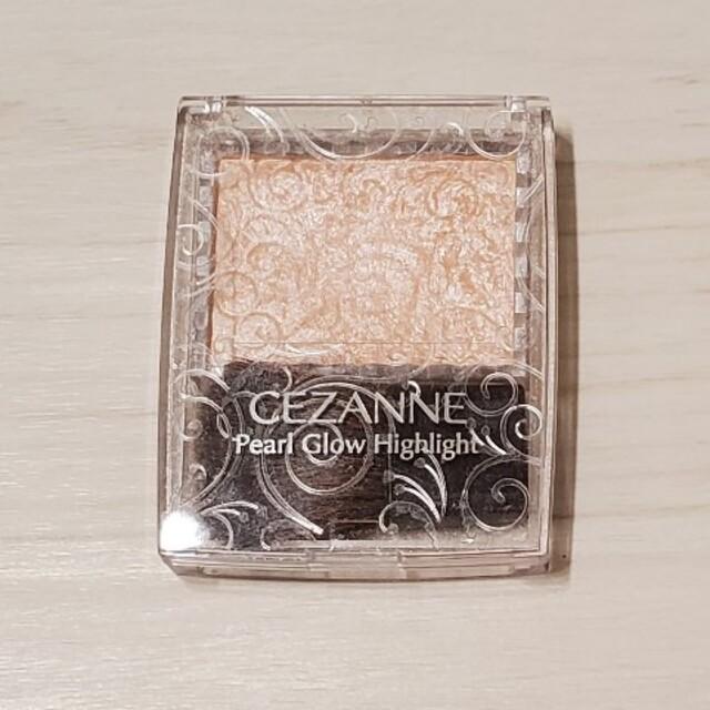 CEZANNE(セザンヌ化粧品)(セザンヌケショウヒン)の明日処分予定です☀️セザンヌ パールグロウハイライト コスメ/美容のベースメイク/化粧品(フェイスパウダー)の商品写真