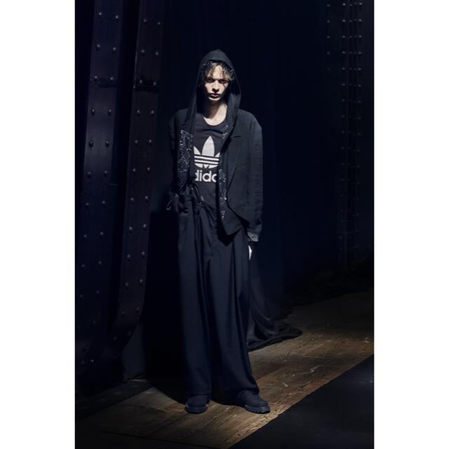 Yohji Yamamoto(ヨウジヤマモト)のyohji yamamoto 21ss look18 12本タックパンツ メンズのパンツ(スラックス)の商品写真