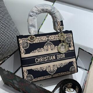 Dior - 再値下げ! ♡新品Dior レディディオール ハンドバッグ