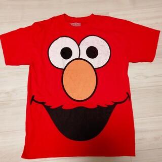 セサミストリート(SESAME STREET)のセサミストリート エルモ Tシャツ(Tシャツ(半袖/袖なし))