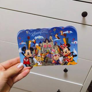 デイジー(Daisy)の香港ディズニーランド公式ポストカード❤︎(写真/ポストカード)