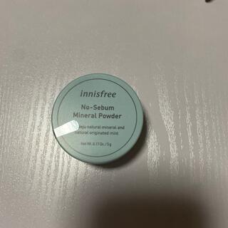 イニスフリー(Innisfree)のinnisfree Mineral Powder イニエスフリーミネラルパウダー(フェイスパウダー)