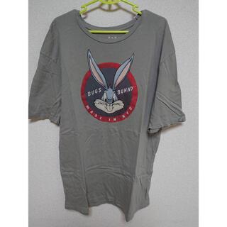 ZARA - ZARA バックスバニー Tシャツ