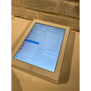 iPad - 動作良好✨ iPad 第4世代 wifi 16GB キズ有