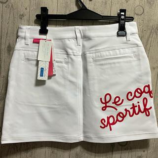 le coq sportif - ルコックゴルフ 白 ホワイト イ・ボミコレクション ストレッチスカート 13