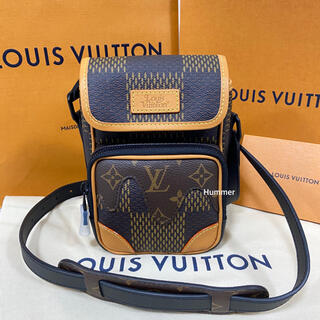 LOUIS VUITTON - 国内正規品 極美品 ルイヴィトン アマゾン メッセンジャー バック NIGO!