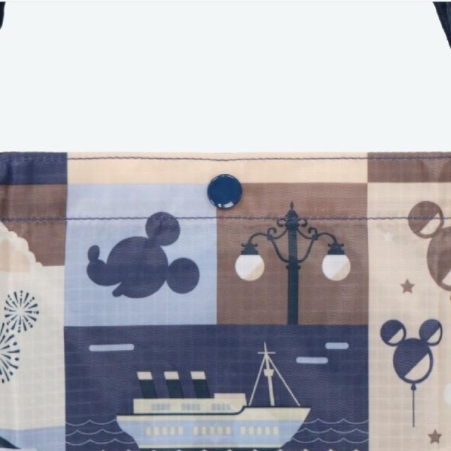 Disney(ディズニー)の東京ディズニーリゾート ショッピングバッグ レディースのバッグ(エコバッグ)の商品写真
