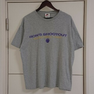 NIKE - NIKE ナイキ Tシャツ 90s古着 両面プリント バスケットボール