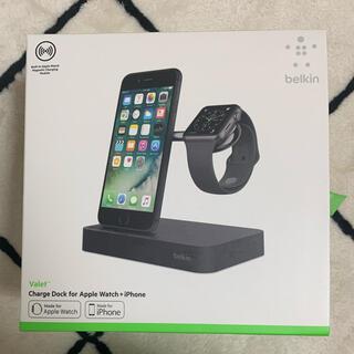 Apple - ベルキン ワイヤレス充電 充電器  iPhone アップルウォッチ