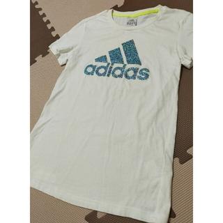 アディダス(adidas)の☆ATS-706 アディダス ビッグロゴ 半袖Tシャツ サイズ L(カットソー(半袖/袖なし))