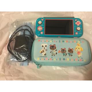 Nintendo Switch - ‼️専用出品‼️ Nintendo switch Lite <ケース付き>
