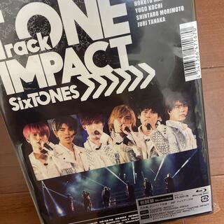 Johnny's - TrackONE -IMPACT-(初回盤) Blu-ray
