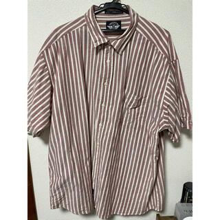 リーバイス(Levi's)のDockers ストライプ オーバーサイズシャツ(シャツ)