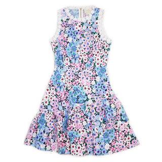 ケイトスペードニューヨーク(kate spade new york)の【kate spade】daisy garden poplin dress (ひざ丈ワンピース)