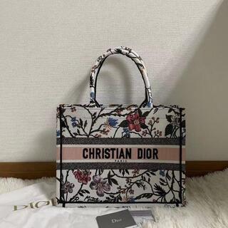 Christian Dior - クリスチャンディオール ブックトート ローザムタビリス