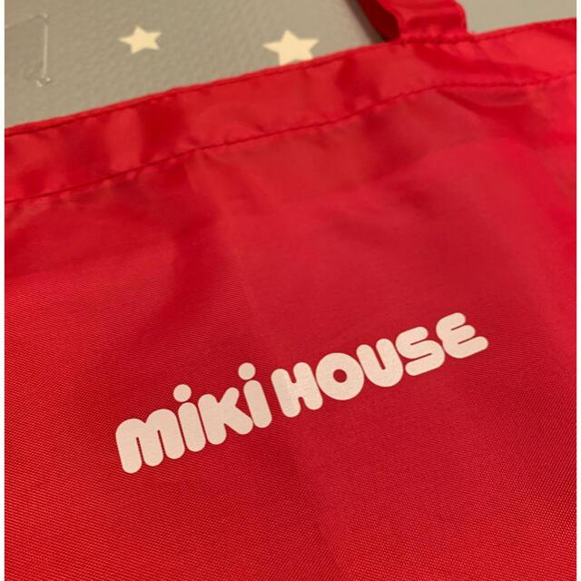 mikihouse(ミキハウス)のミキハウス エコバッグ レディースのバッグ(エコバッグ)の商品写真