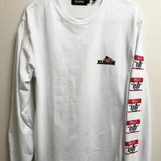 XLARGE - XLARGE 長袖Tシャツ