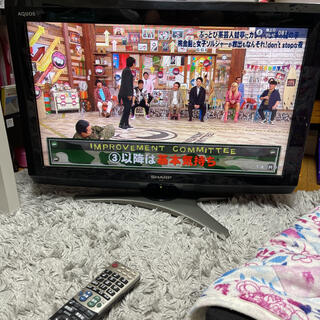 シャープ(SHARP)のSHARP 液晶テレビ AQUOS LC-26E8  シャープTV  (テレビ)